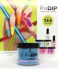 EzFlow TruDIP Colored Acrylic Dip Powder 2oz/56g SERIES 4 - Pick Your Color