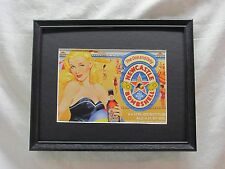 NEWCASTLE PALE BLONDE ALE BOMBSHELL  BEER SIGN  #994