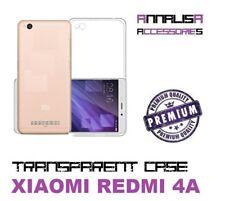 COQUE TRANSPARENT XIAOMI REDMI 4A ÉTUI PROTECTION TPU TRANSPARENT SLIM CASE