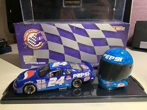 Jeff Gordon No*24 Pepsi Car/Helmet Set NASCAR