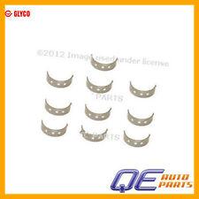 SAAB 900 9000 9-3 9-5 1990 1991 1992 - 2009 Glyco Main Bearing Set (+0.25 mm)