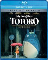 My Neighbor Totoro (2 Disc, Blu-ray + DVD) BLU-RAY NEW