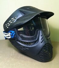 JT Airsoft Paintball Face mask with Lens (Very Good Condition) Helmet Face Guard