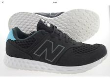 NEW  BALANCE 574 Fresh Foam Black Running Trainers UK 10 MFL574NO NEW