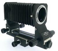 CANON Auto bellows Soffietto Macro FD system. molto bello,vedi foto.