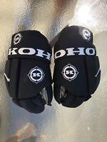 """Koho 3330 Ice Hockey Gloves - Black 12"""""""