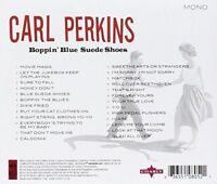Carl Perkins - Boppin Blue Suede Shoes [CD]