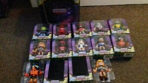 Loyal Subjects Masters Of The Universe Box of 12  Figures MIB.
