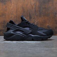 online store 3c7dc f2cf9 Nike Huarache Black NEW 45.5 UE