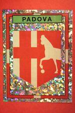 Panini Calciatori 1993/94 1993 1994 n. 491 SCUDETTO PADOVA DA EDICOLA !