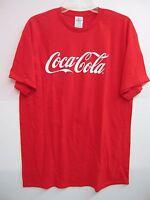 Coca-Cola T-Shirt in Classic Red (Medium)
