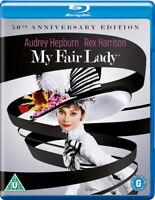 My Fair Lady Blu-Ray (2016) Rex Harrison, Cukor (DIR) cert U ***NEW***
