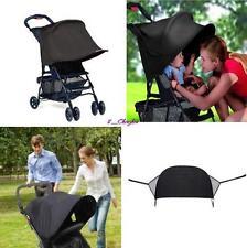 New Baby Stroller Pram Sun Shade Sun Canopy For Baby Stroller and Car Seat UV C