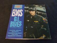 "ELVIS PRESLEY G.I. Blues EP The Alternate Takes 45 7"" UK (EX) Rare!"