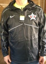 "Nike ""Century United"" Soccer Hooded Men's Windbreaker Jacket NWT M"