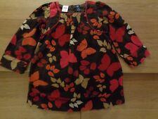 GAP Girls Soft Needle Cord  Butterfly Dress - 3 - Years