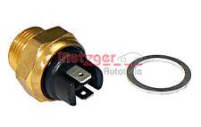 METZGER Radiator Fan Temperature Switch Black For VW AUDI SAAB LADA Mk 9526518
