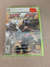MX VS ATV UNTAMED ORIGINAL RELEASE MICROSOFT XBOX 360 BRAND NEW SEALED!