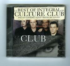 CD (NEW) BEST OF INTEGRAL OF CULTURE CLUB /GREATEST MOMENTS