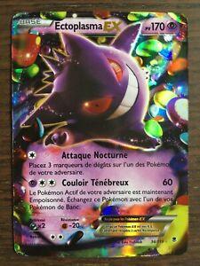 Carte Pokémon Ectoplasma EX 34/119 XY4 Vigueur Spectrale Français Neuf