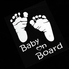 Auto Graphics Window Vehicle Decal Car Sticker Baby On Board