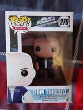 Funko Pop Vinyl - Fast and Furious - Dom Toretto - New