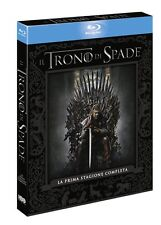 IL TRONO DI SPADE STAGIONE 1 5 BLU-RAY SIGILLATO - EDIZIONE ITALIANA HBO