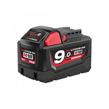 Battery MILWAUKEE M18 B9 9.0 Ah  18v