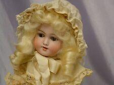 """ANTIQUE Simon & Halbig 1249 DEP SANTA Doll EXQUISITE 13"""""""