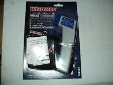 Westward 6JG66A Infrared Thermomter 9v LCD Display -4° to 788°F Temp. Range F