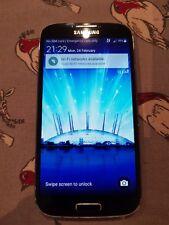Samsung Galaxy S4 GT-I9505 - 16GB - Black Mist (LOCKED TO O2) Smartphone