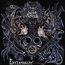 War Plague - Exterminacht CD