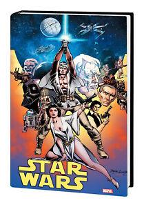 STAR WARS MARVEL UK OMNIBUS Hardcover HC! STILL SEALED msrp $100