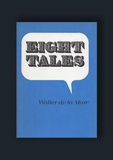 Eight Tales Walter De La Mare Arkham House HC 1st/Limited Edition Book