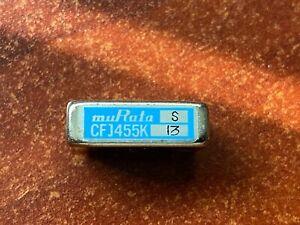 muRATA CFJ455K 13 filter