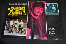 Kid Galahad Elvis Presley Charles Bronson 25 x 18 Italian Poster - (1962) ITB WH