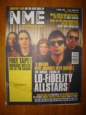 NME 1998 APR 4 LO-FIDELITY ALLSTARS KULA SHAKER TRAVIS