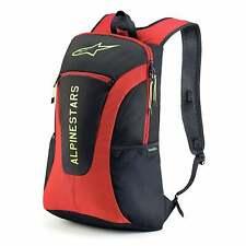 ALPINESTARS GFX Backpack Black/Red/Hi Vis Yellow 1119-91200 Schoolbag