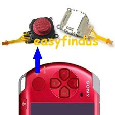 repair parts analog joystick cap thumb button red for sony psp 3000 series new