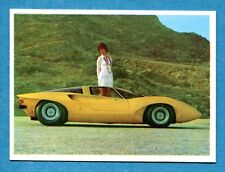 AUTO FLASH - Ed.COX -Figurina/Sticker n.154-PININFARINA ALFA ROMEO PROTOTIPO-New