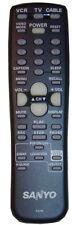New Sanyo TV Remote FXPW sub4 FXPM FXPT FXPF FXRF FXPB DS27800 DS27890 AVM3280G