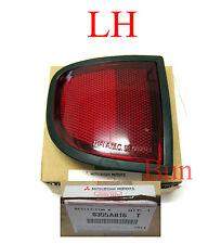 GENUINE PARTS LH REAR REFLECTOR MITSUBISHI L200 2006 TRITON PICKUP WARRIOR 08 09