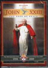 John XXIII: The Pope of Peace - DVD