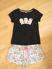 BN Mitch Dowd Ladies Shortie Pyjamas  Size L