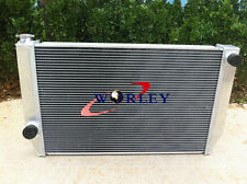 56mm for Ford Falcon V8 XC XD XE XF 6cyl Manual MT alloy aluminum radiator