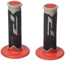Pro Grip 788 Rosso manopole Motocross Enduro Crf250 Crf450 Cr85 Cr125 Cr250