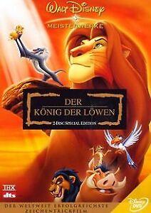 Der König der Löwen (Special Edition, 2 DVDs) von Roger A... | DVD | Zustand gut