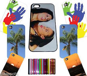 PERSONALISED CUSTOM PRINTED Case Cover fit iPhone 5/5s 4/4s 5c 6/6S 6plus/6Splus