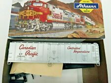 HO Scale  Athearn 50' steel reefer  Canadian Pacific   CP  286048