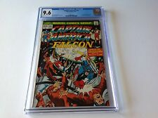 CAPTAIN AMERICA 167 CGC 9.6 YELLOW CLAW NICK FURY MARVEL COMICS COOL COVER MORE